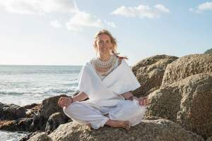 Meditation brings the body back in balance