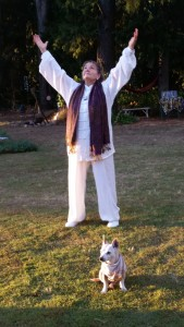 Self healing - kidneys to the sun