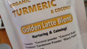 Turmeric Golden Latte Blend