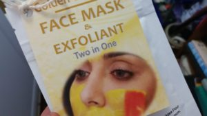Golden Turmeric Face Mask & Exfoliant