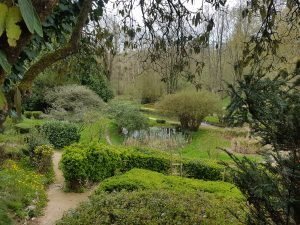 My favourite small public garden - a place to be at one with natur