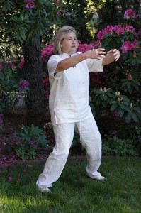"Traditional Qigong"" Horse"" Stance"