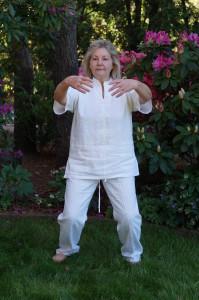 Universal posture Qigong