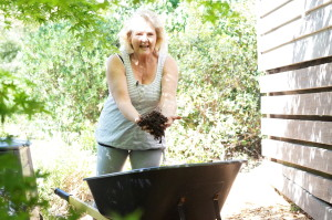 The best compost is kitchen waste that turns into black gold