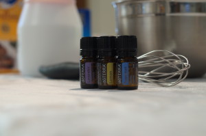 100% Pure Essential Oils to make your own massage oil