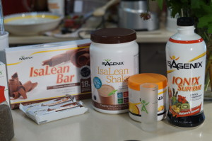 Isagenix Nutritional Shake and Cleanse Program