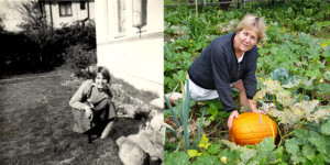 Margie Hare - Still gardening organically 50 years on