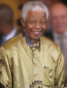 NELSON MANDELA a symbol of gratitude