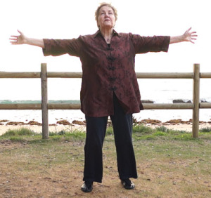 Practicing Qigong daily can helprestore body balance